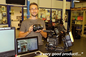 CLAUDIO PALUMBO - Movie People camera dept.
